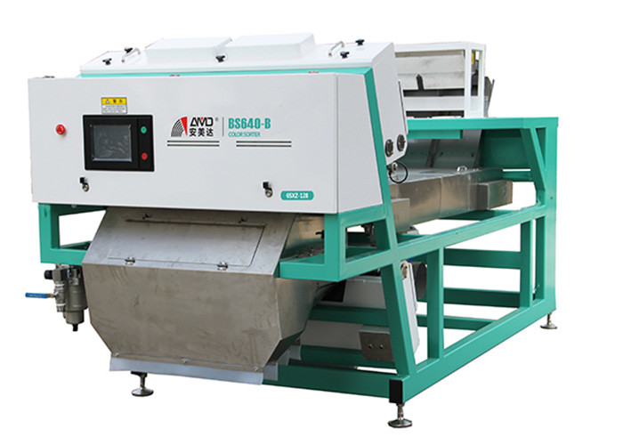 Automatic Computing Belt Color Sorter With Intelligent LED Control System