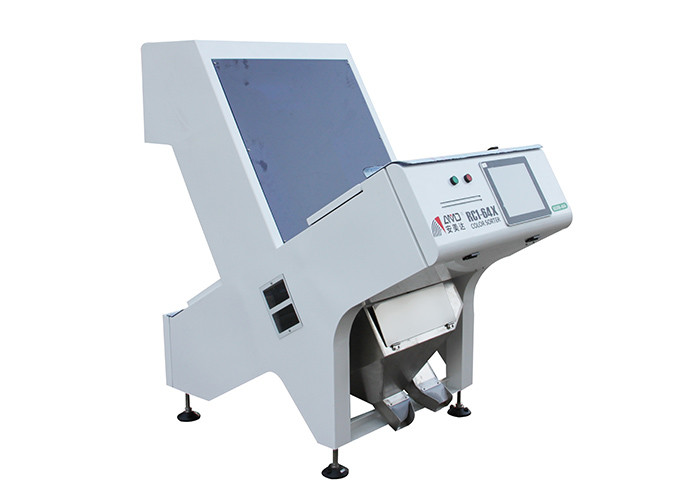 High Speed Mini Rice Color Sorter Super Clear Imaging Easy Operation